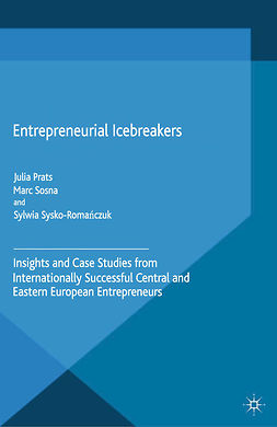 Prats, Julia - Entrepreneurial Icebreakers, ebook