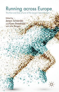 Borgers, Julie - Running across Europe, ebook