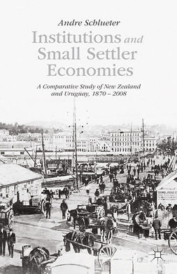 Schlueter, Andre - Institutions and Small Settler Economies, ebook