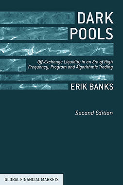 Banks, Erik - Dark Pools, e-kirja