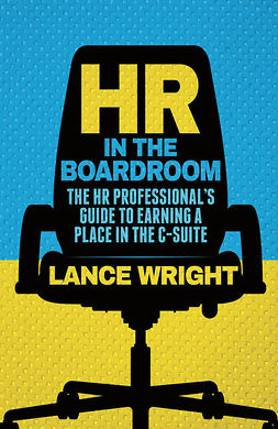 Wright, Lance - HR in the Boardroom, ebook