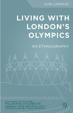Lindsay, Iain - Living with London's Olympics, ebook