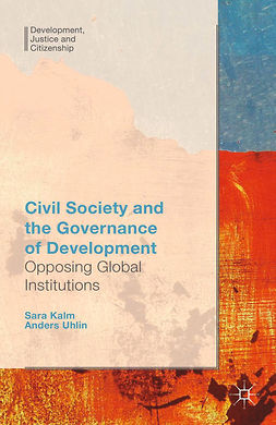 Kalm, Sara - Civil Society and the Governance of Development, ebook