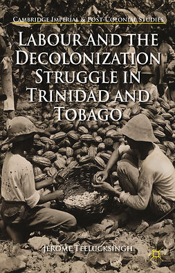 Teelucksingh, Jerome - Labour and the Decolonization Struggle in Trinidad and Tobago, ebook