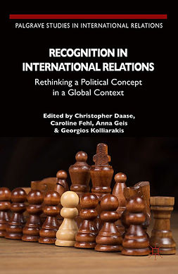 Daase, Christopher - Recognition in International Relations, e-bok