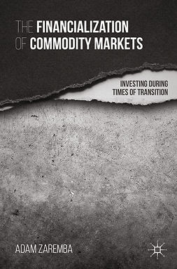 Zaremba, Adam - The Financialization of Commodity Markets, ebook