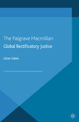 Collste, Göran - Global Rectificatory Justice, ebook