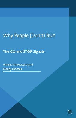 Chakravarti, Amitav - Why People (Don't) BUY, ebook