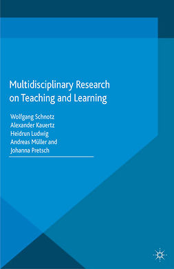Kauertz, Alexander - Multidisciplinary Research on Teaching and Learning, e-bok