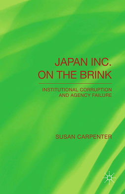 Carpenter, Susan - Japan Inc. on the Brink, ebook