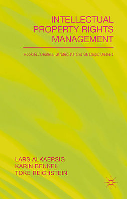 Alkaersig, Lars - Intellectual Property Rights Management, ebook