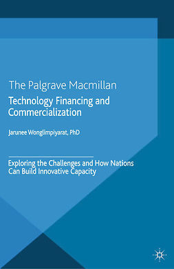 Wonglimpiyarat, Jarunee - Technology Financing and Commercialization, ebook