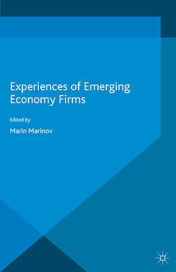 Marinov, Marin - Experiences of Emerging Economy Firms, ebook