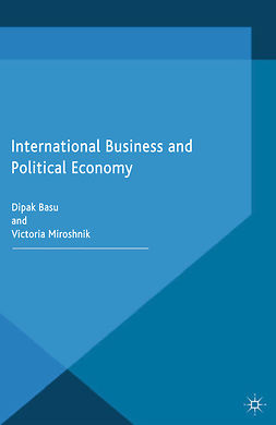 Basu, Dipak - International Business and Political Economy, ebook