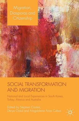 Castles, Stephen - Social Transformation and Migration, e-bok