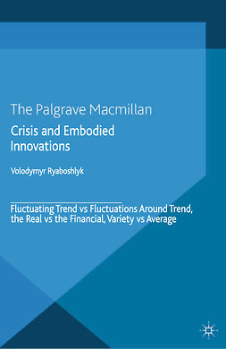 Ryaboshlyk, Volodymyr - Crisis and Embodied Innovations, ebook