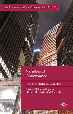 Capano, Giliberto - Varieties of Governance, ebook
