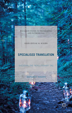 Rogers, Margaret - Specialised Translation, ebook