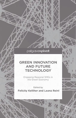 Kelliher, Felicity - Green Innovation and Future Technology: Engaging Regional SMEs in the Green Economy, e-kirja