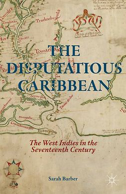 Barber, Sarah - The Disputatious Caribbean, ebook
