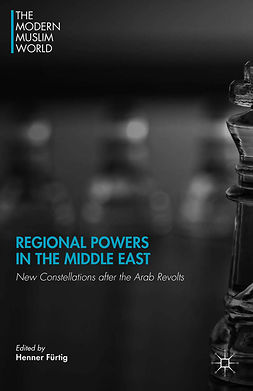 Fürtig, Henner - Regional Powers in the Middle East, e-bok