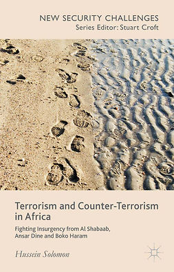 Solomon, Hussein - Terrorism and Counter-Terrorism in Africa, ebook