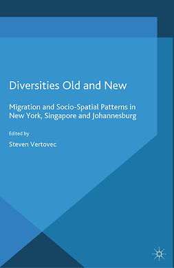 Vertovec, Steven - Diversities Old and New, ebook