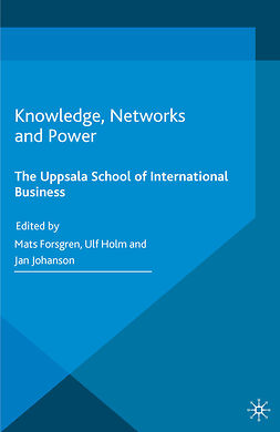 Forsgren, Mats - Knowledge, Networks and Power, ebook
