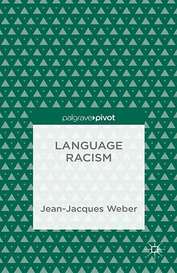 Weber, Jean-Jacques - Language Racism, ebook