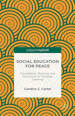 Carter, Candice C. - Social Education for Peace, ebook