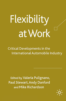 Danford, Andy - Flexibility at Work, ebook