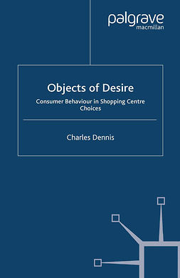 Dennis, Charles - Objects of Desire, ebook