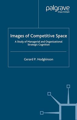 Hodgkinson, Gerard P. - Images of Competitive Space, ebook