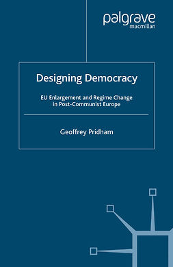 Pridham, Geoffrey - Designing Democracy, ebook