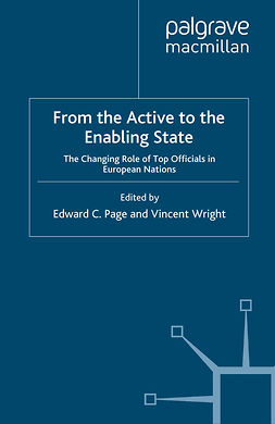 Page, Edward C. - From the Active to the Enabling State, ebook