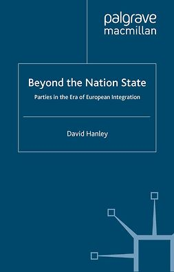 Hanley, David - Beyond the Nation State, ebook