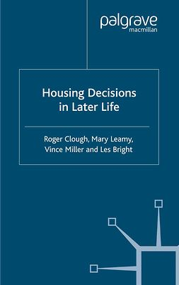 Bright, Les - Housing Decisions in Later Life, e-bok
