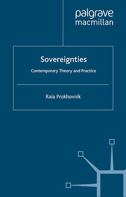 Prokhovnik, Raia - Sovereignties, ebook
