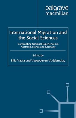 Vasta, Ellie - International Migration and the Social Sciences, ebook