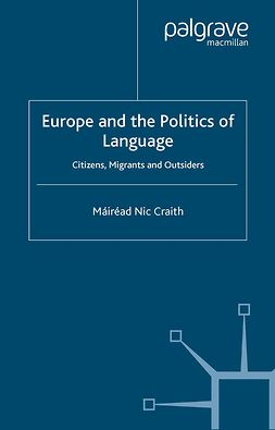 Craith, Máiréad Nic - Europe and the Politics of Language, ebook