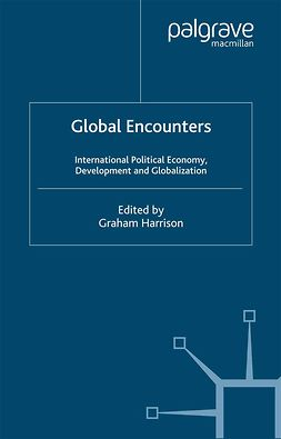 Harrison, Graham - Global Encounters, e-bok
