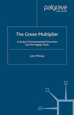 Preuss, Lutz - The Green Multiplier, ebook