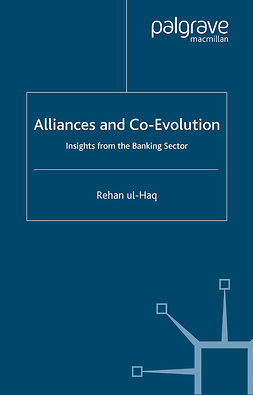 ul-Haq, Rehan - Alliances and Co-Evolution, ebook