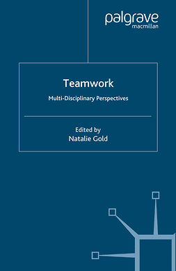 Gold, Natalie - Teamwork, ebook