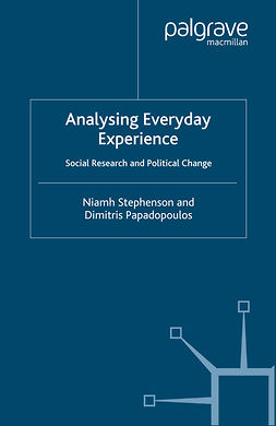 Papadopoulos, Dimitris - Analysing Everyday Experience, ebook