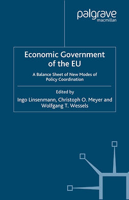 Linsenmann, Ingo - Economic Government of the EU, e-bok