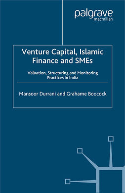 Boocock, Grahame - Venture Capital, Islamic Finance and SMEs, e-kirja