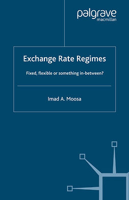Moosa, Imad A. - Exchange Rate Regimes, ebook