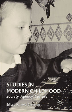 Qvortrup, Jens - Studies in Modern Childhood, ebook