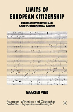 Vink, Maarten - Limits of European Citizenship, ebook